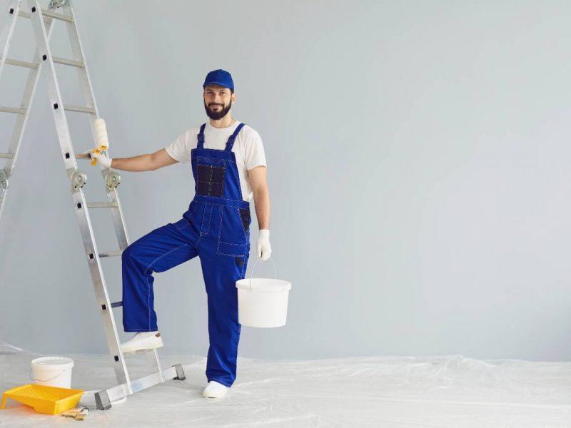 Få 3 tilbud på malerarbejde